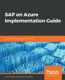 SAP on Azure Implementation Guide