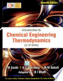 Intro To Chem Engg Therm