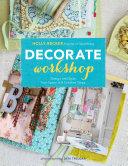 Decorate Workshop Pdf/ePub eBook