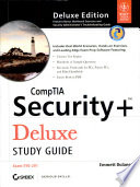Comptia Security+ Deluxe Study Guide: Exam Syo-201 (W/Cd)