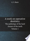 A work on operative dentistry