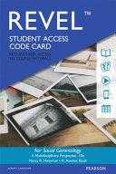 Social Gerontology Revel Access Code Book