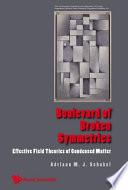 Boulevard of Broken Symmetries
