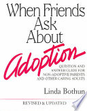 When Friends Ask about Adoption