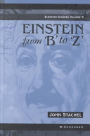 Einstein from  B  to  Z