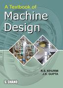 A Textbook of Machine Design Pdf/ePub eBook