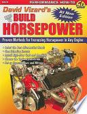 David Vizard s How to Build Horsepower