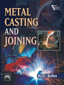 METAL CASTING AND JOINING Pdf/ePub eBook