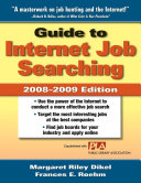 Guide to Internet Job Searching 2008-2009