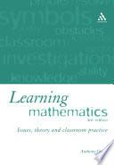 Learning Mathematics