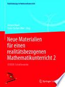 Neue Materialien für einen realitätsbezogenen Mathematikunterricht 2