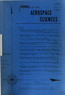 Journal of the Aero/space Sciences