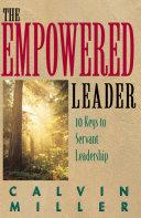 The Empowered Leader Pdf/ePub eBook