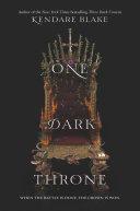 One Dark Throne Pdf/ePub eBook