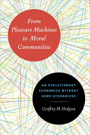 From Pleasure Machines to Moral Communities