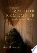 Zachor Remember Book PDF
