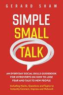 Simple Small Talk