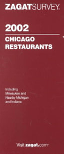 Chicago Restaurant Survey 2002