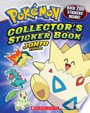 Collector's Sticker Book: Johto Edition