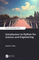 link to Introduction to Python for science and engineering in the TCC library catalog