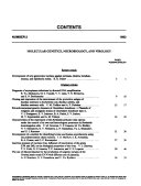 Molecular Genetics  Microbiology and Virology