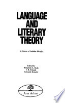 Language and Literary Theory