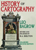 History of Cartography Pdf/ePub eBook