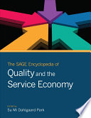 The Sage Encyclopedia Of Quality And The Service Economy Book PDF