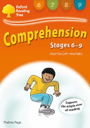 Books - Comprehension Photocopy Masters Levels 6�9 | ISBN 9780198462927