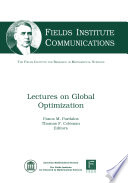 Lectures On Global Optimization Book PDF