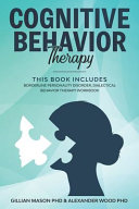 Cognitive Behavioral Therapy Book