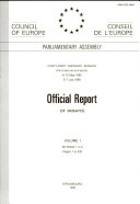 Official Report of Debates Pdf/ePub eBook