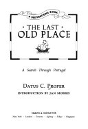 The last old place