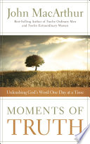 Moments of Truth Book