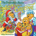 The Berenstain Bears' Night Before Christmas banner backdrop