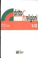 Diritto e Religioni