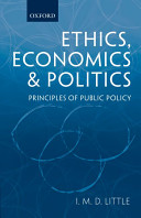 Ethics, Economics and Politics