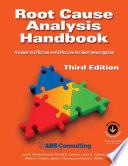 Root Cause Analysis Handbook