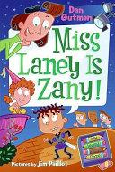 My Weird School Daze #8: Miss Laney Is Zany! Pdf/ePub eBook