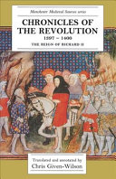 Chronicles of the Revolution  1397 1400