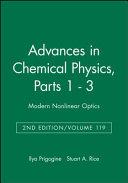 Modern Nonlinear Optics Part 1 Book PDF