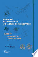 Advances in Marine Navigation and Safety of Sea Transportation Book