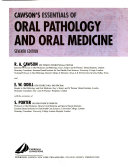 Cawson S Essentials Of Oral Pathology And Oral Medicine Book PDF
