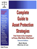 Complete Guide to Asset Protection Strategies