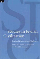 Spiritual Dimensions of Judaism