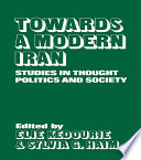 Towards a Modern Iran