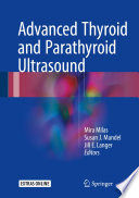 Advanced Thyroid and Parathyroid Ultrasound Book