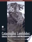 Catastrophic Landslides