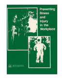 Preventing illness and injury in the workplace. Pdf/ePub eBook