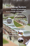 Micro Energy Systems Book